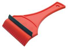 Prosperplast strgalo za led - rdeč
