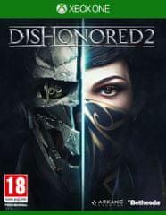 Bethesda Softworks igra Dishonored 2 (Xbox One)