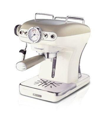 Ariete pákový kávovar Espresso Vintage ART 1389/13 - zánovní
