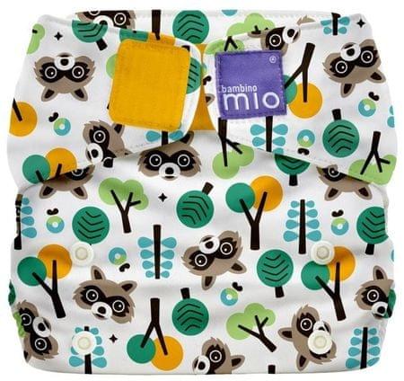 """Bambinomio Miosolo pieluszka materiałowa """"Raccoon Retreat"""""""