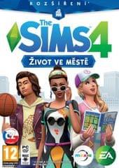 EA Games The Sims 4 City Living (PC) Játékprogram