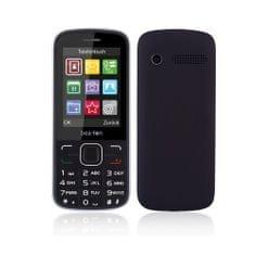 Beafon mobilni telefon C150 DS, crni