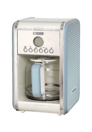 Ariete 1342.BL Vintage Filteres kávéfőző, Pasztell kék