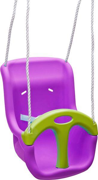 Marian Plast Sedátko BABY se zábranou fialové