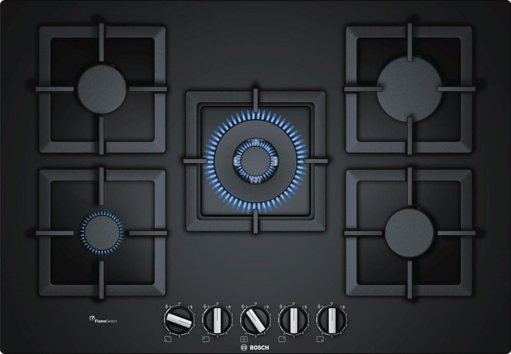 Bosch plynová varná deska PPQ7A6B20 - použité