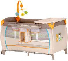 Hauck Babycenter 2017 prijenosni dječji krevetić