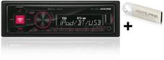 Alpine UTE-72BT + dárek 8GB USB flash disk