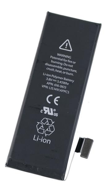 Apple iPhone 5 Baterie 1440mAh li-Ion Polymer r.v. 2015/2016 OEM (Bulk)