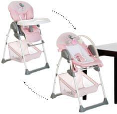 Hauck Sit'n Relax jídelní židlička 2v1