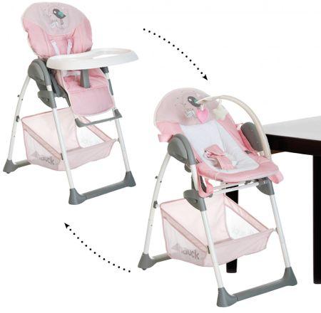 Hauck Sit n Relax jedálenská stolička 2v1 95a101ef26f