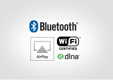 Bluetooth AirPlay DLNA