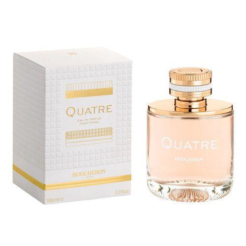 Boucheron Quatre Pour Femme - parfémová voda s rozprašovačem 50 ml