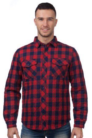 Barbour pánská košile M červená