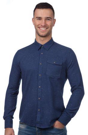 Barbour pánská košile M modrá