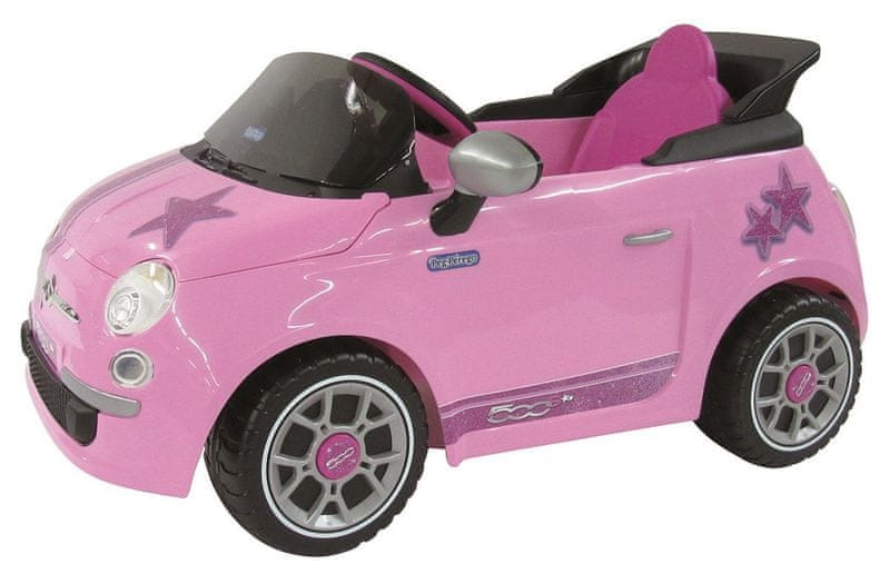 Peg Perego Fiat 500S Pink