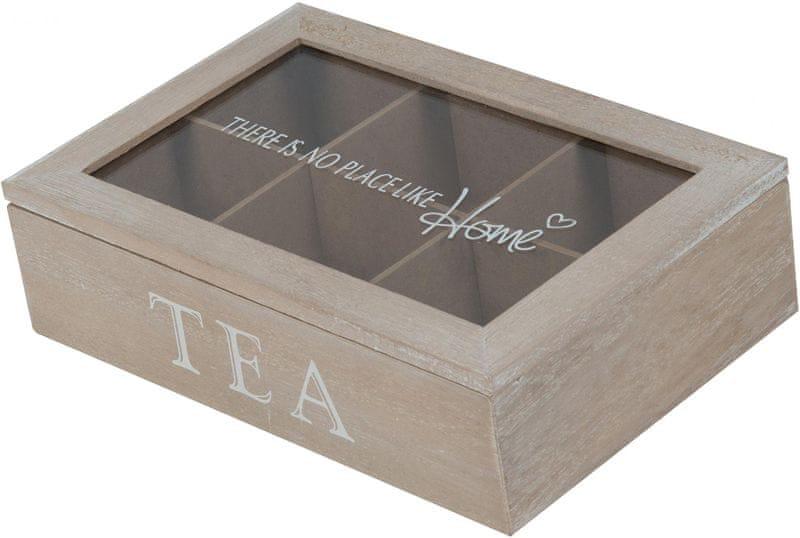Time Life Krabička na čaj Home