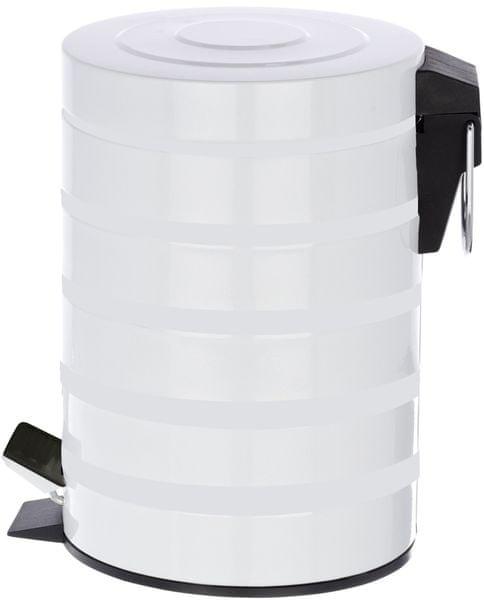 Time Life Odpadkový koš 5 l bílá