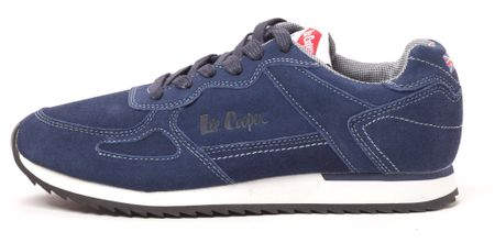 Lee Cooper moške superge Hampton 43 modra
