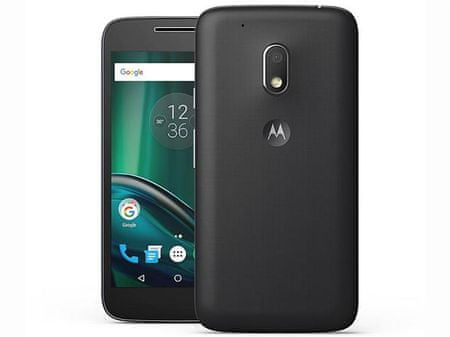 Lenovo Moto telefon Moto G4 Play, črn