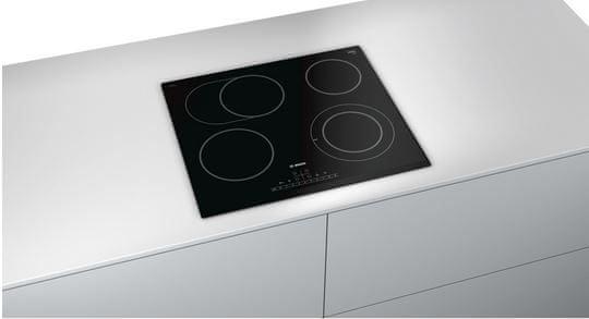 Bosch PKN651FP1E kuhalna plošča, električna