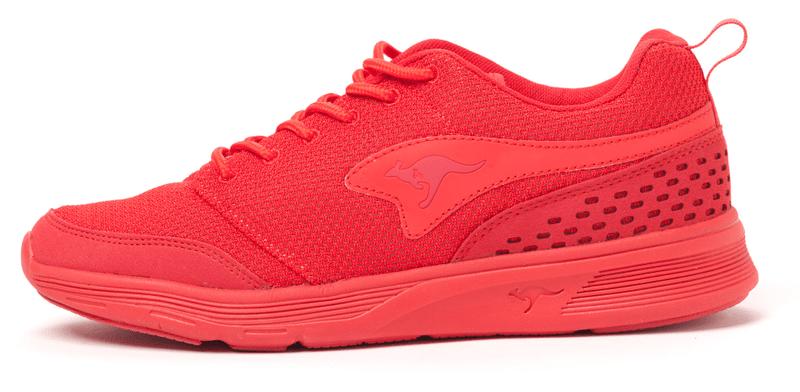 KangaROOS pánske tenisky Current 40 červené