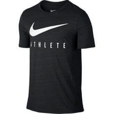 Nike koszulka sportowa DB Mesh Swoosh Athlete Tee 806377 032