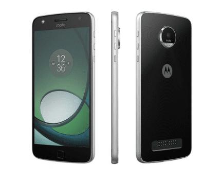 Lenovo Moto Moto Z Play, black