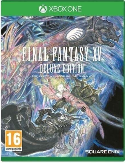 Square Enix Final Fantasy XV Deluxe Edition / Xbox One