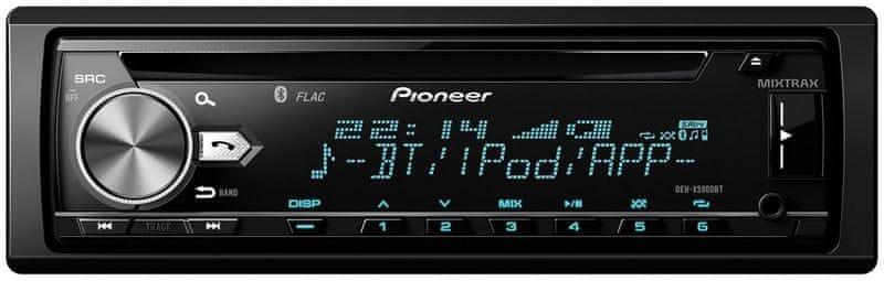 Pioneer DEH-X5900BT - II. jakost