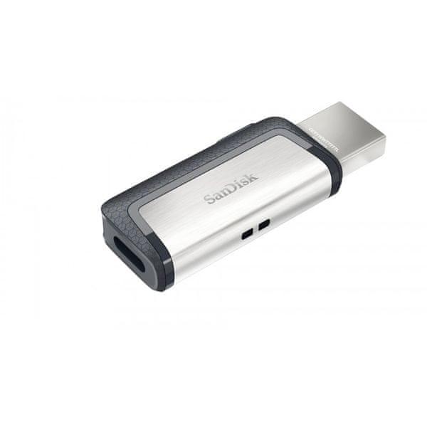 SanDisk Ultra Dual USB Drive 128 GB Type-C (SDDDC2-128G-G46)