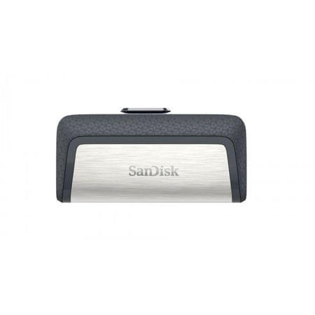 SanDisk USB ključ Ultra Dual Drive Type-C, 128GB