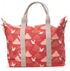 Brakeburn torba damska czerwony
