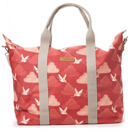 Brakeburn ženska torbica rdeča