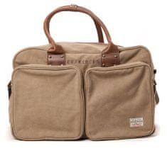 Brakeburn torba męska brązowy