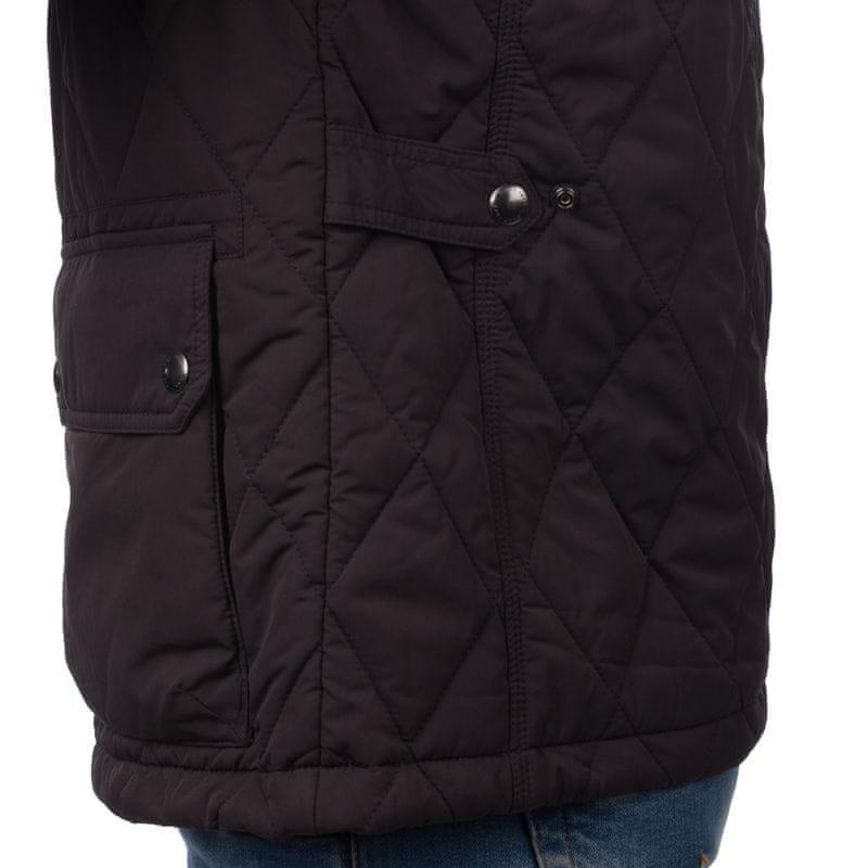 ... 5 - Gant férfi kabát L fekete 3ce380637d