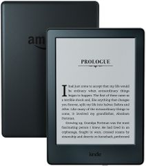 Amazon New Kindle (8) čierny - s reklamou