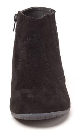 Scholl dámská kotníčková obuv Sieves 39 černá - Parametry  37f4e51a6f5