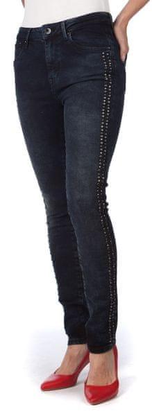 Pepe Jeans dámské jeansy Bowie 28/30 tmavě modrá
