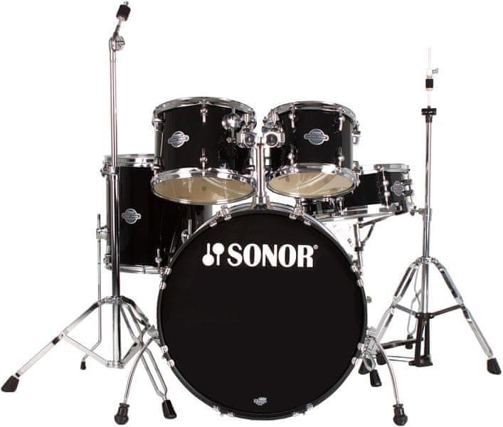 Sonor Force Smart Fusion Set Black Bicí souprava