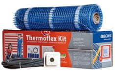 EBECO set za talno gretje Thermoflex, 200/120 W, 14 m2
