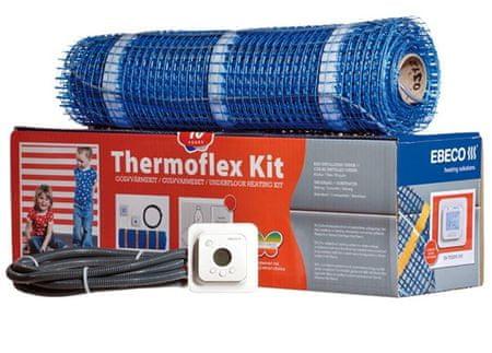 EBECO set za talno gretje Thermoflex, 200/120 W, 2,1 m2