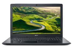 Acer prenosnik E5-774-50LM i5/4GB/256SSD/Int/17,3/W10