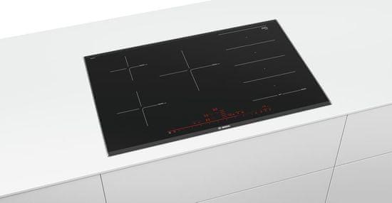 Bosch PXV875DC1E indukcijska kuhalna plošča