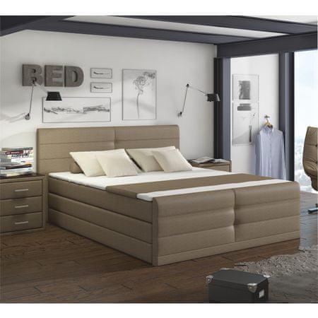 Celočalunené postele