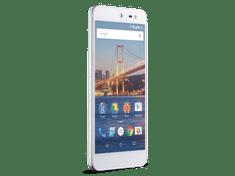 General Mobile GSM telefon 4G LTE, bijeli