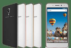 General Mobile GSM telefon 5 Plus LTE, zlatni