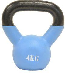 Fitmotiv utež kettlebell neopren 4 kg
