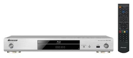 Pioneer odtwarzacz BDP-X300-S