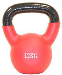 Fitmotiv utež kettlebell neopren 12 kg