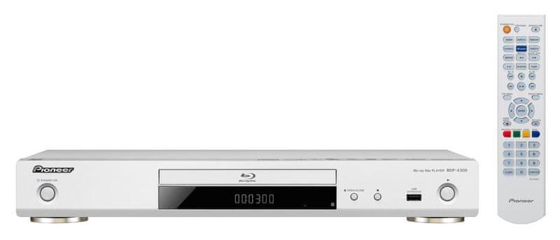 Pioneer BDP-X300-W, bílá